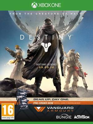 Destiny Vanguard Edition XBOX ONE