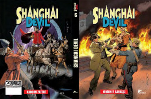 Shangai Devil 6