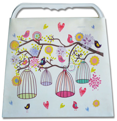 Deffter Lovely Bag No: 24 / Bird Housing