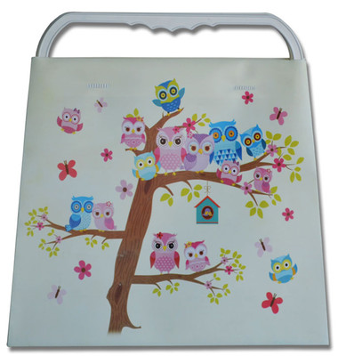 Deffter Lovely Bag No: 24 / Family Owls