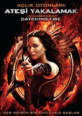 Hunger Games: Catching Fire - Açlik Oyunlari: Atesi Yakalamak (SERI 2)
