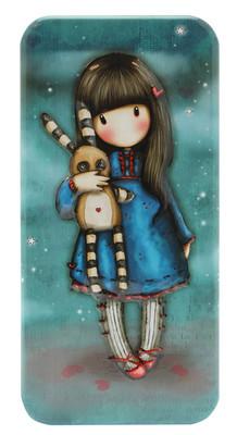 Santoro Gorjuss Teneke Kalemkutu - Hush Little Bunny Gj06-288