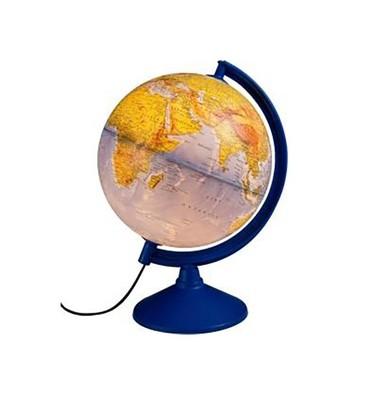 Gürbüz Işıklı Fiziki Küre 20 cm (Fiziki+Siyasi) 41201