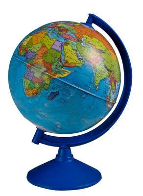 Gürbüz Işıksız Siyasi Küre 20 cm 42202