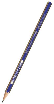 Faber-Castell Goldfaber Dereceli Kursunkalem 2B 4Lü Blister - 5504112502