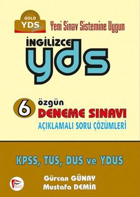 İngilizce YDS 6 Özgün Deneme Sınavı Açıklamalı Soru Çözümleri