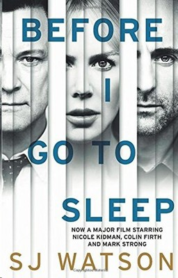 Before I Go To Sleep Film Tie In