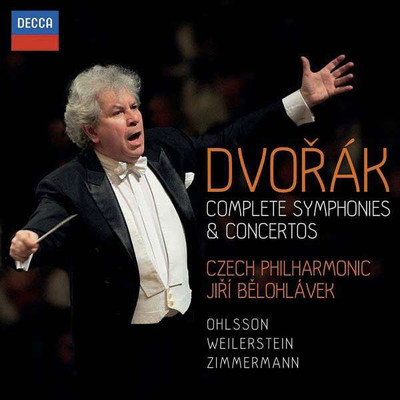 Dvorak: Complete Symphonies & Concertos [Czech Philharmonic]