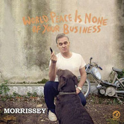 World Peace Is None Of Your Business [Digipack]
