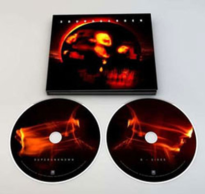 Superunknown [20Th Anniversary  Digipack Deluxe Remastered Edition]