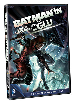 Dc: Son Of Batman - Batman'in Oglu