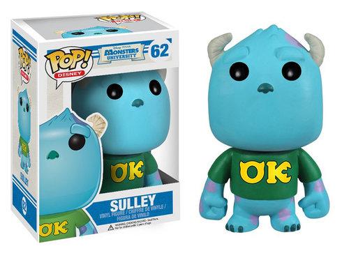 Funko POP Disney Monsters University Sulley