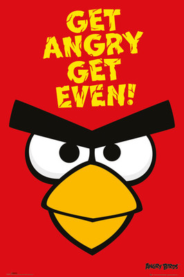 Angry Birds Get Angry