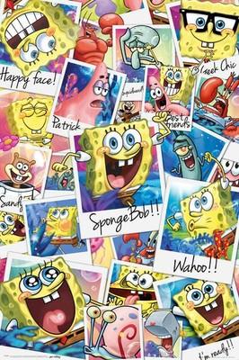 Spongebob Poloroids