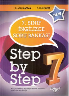 Harf Step By Step 7.Sınıf English Soru Bankası