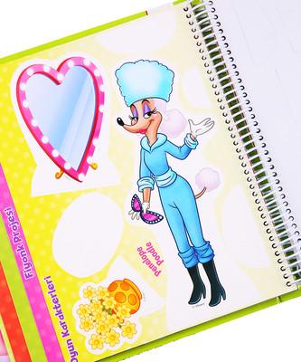Disney Minnie Oyun Seti Model Bebekler