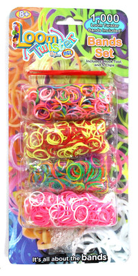 Rainbow  Loom Band Twister Paket SV 11747