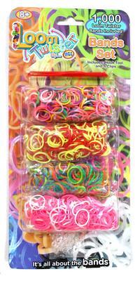 Rainbow  Loom Band Twister Paket SV 11747