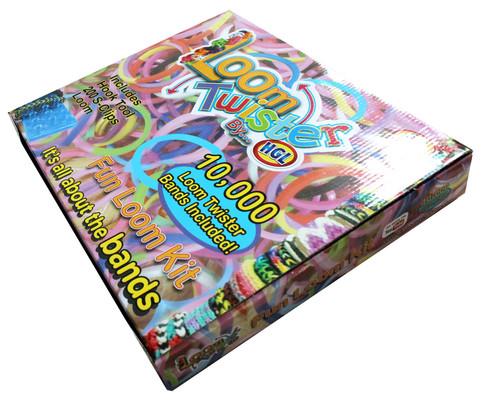 Rainbow Loom Twister Set 10 000 Parça SV 11634