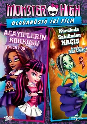 Monster High: Olaganüstü Iki Film