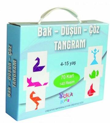 Bak-Düşün-Çöz Tangram