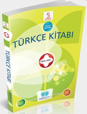 Sözün Özü  5.Sınıf Okul Artı Kitabı Türkçe + Çözüm DVD'li