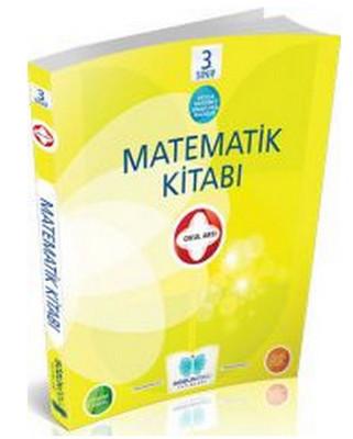 Sözün Özü  3.Sınıf Okul Artı Kitabı Matematik + Çözüm DVD'li