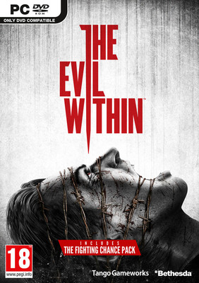 The Evil WithinEnglish Export PC