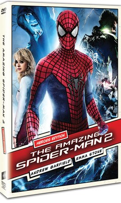 Amazing Spider Man 2 - Inanilmaz Örümcek Adam 2 (SERI 2)