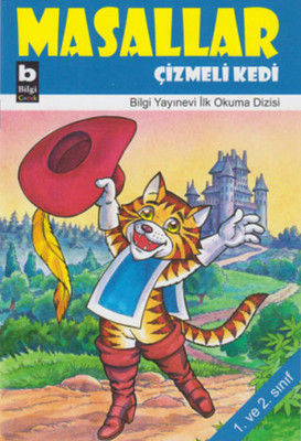 Masallar - Çizmeli Kedi