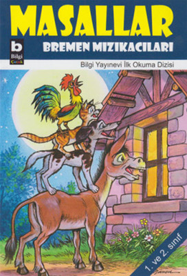 Masallar - Bremen Mızıkacıları