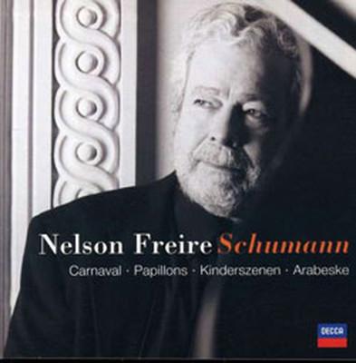 Schumann: Carnaval, Papillions, Kinderszenen, Arabeske