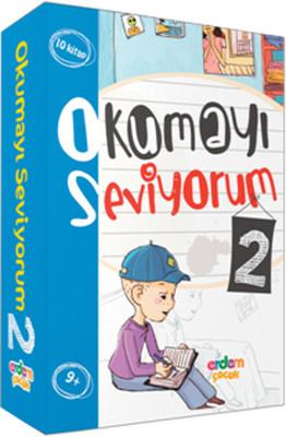 Okumayı Seviyorum 2 - 10 Kitap Takım