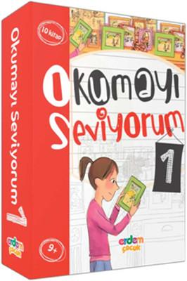 Okumayı Seviyorum 1 - 10 Kitap Takım