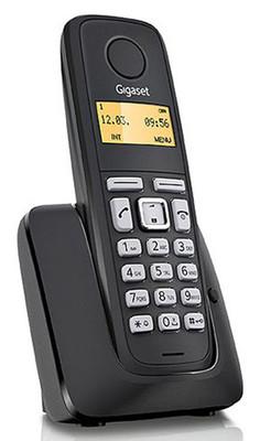 Gigaset A120 Dect Telefon Siyah
