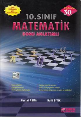 Esen 10. Sınıf Matematik Konu Anlatımlı