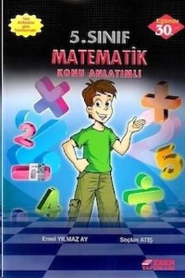 Esen 5.Sınıf Matematik Konu Anlatımlı
