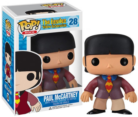 Funko The Beatles Paul McCartney POP Rocks