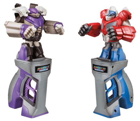 Transformers-Battle Masters A6664