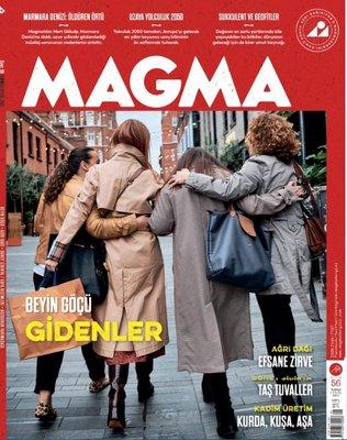 Magma - Nisan 2021