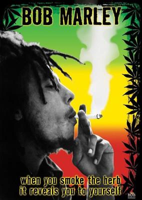Pyramid International Maxi Poster - Bob Marley - Herb