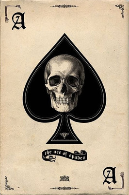 Pyramid International Maxi Poster - Ace Of Spades