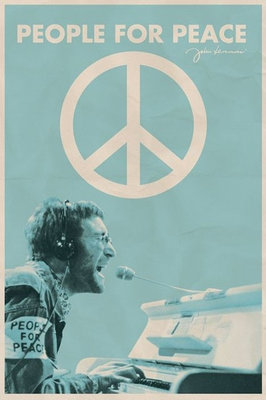 Pyramid International Maxi Poster - John Lennon - People For Peace