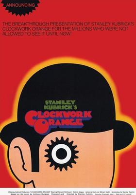 Pyramid International Maxi Poster - Clockwork Orange - One Sheet