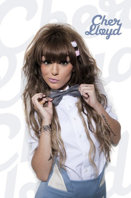 Pyramid International Maxi Poster - Cher Lloyd - Bowtie