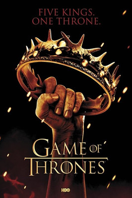 Pyramid International Maxi Poster - Game Of Thrones - Crown