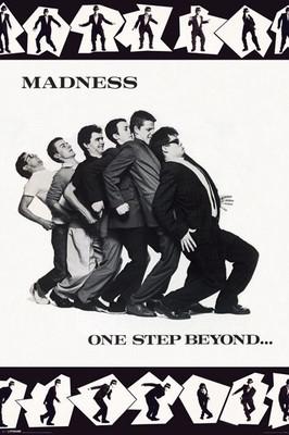 Pyramid International Maxi Poster - Madness One Step Beyond