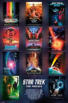 Pyramid International Maxi Poster - Star Trek Movie Poster