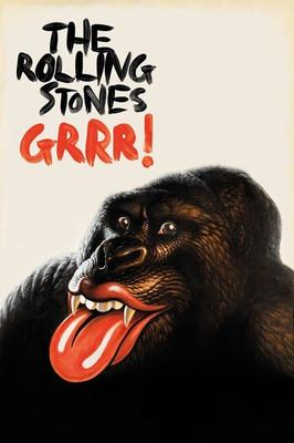 Pyramid International Maxi Poster - Rolling Stones - Grr!
