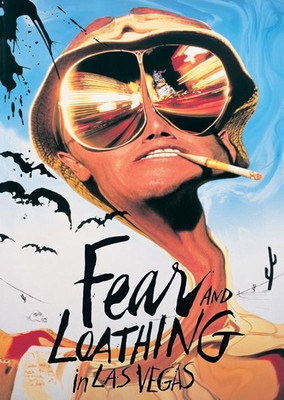 Pyramid International Maxi Poster - Fear and Loathing In Las Vegas